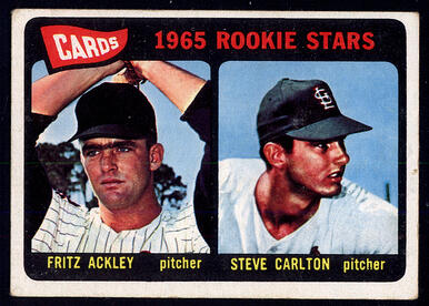 1966 Steve Carlton rookie