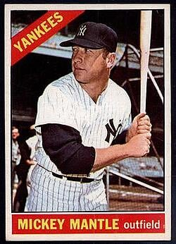 1966 Topps Mantle-1