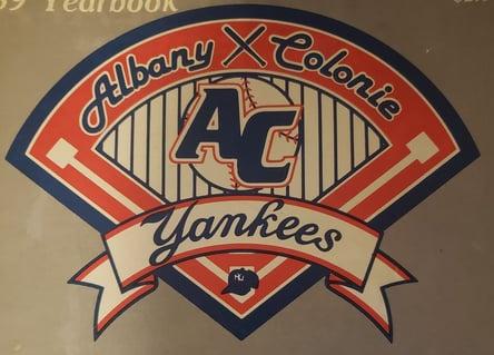 Albany-Colonie Yankees 1989 Year Book
