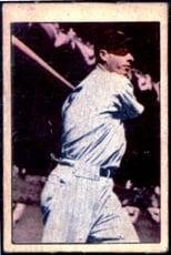 1952 Berk Ross Joe DiMaggio