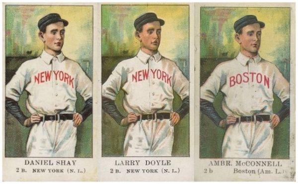 1908-1910 E91 Same Images