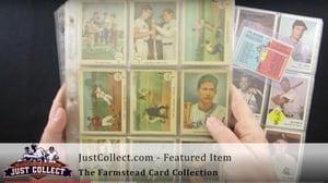 1959 and 1963 Fleer Baseball Sets