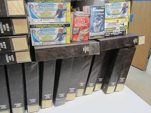 Sets and Blaster Boxes