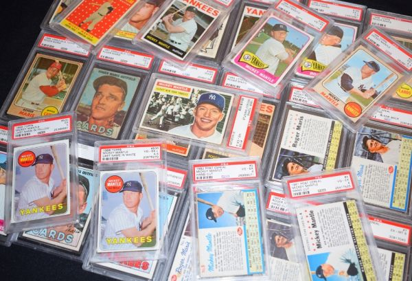 Miscellaneous Mickey Mantle and more