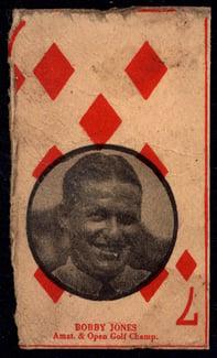 1927 W560 Bobby Jones