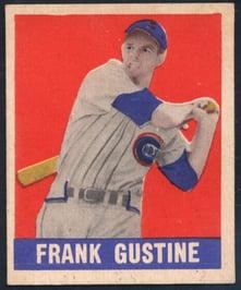 1948 Leaf Frank Gustine