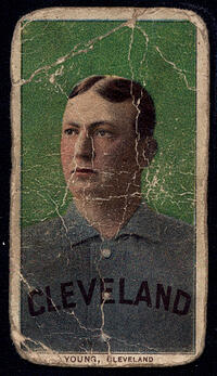 1909-11 T206 Cy Young Portrait