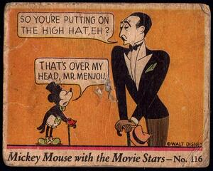 1935 Mickey Mouse