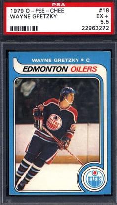 1979 O-Pee-Chee Wayne Gretzky