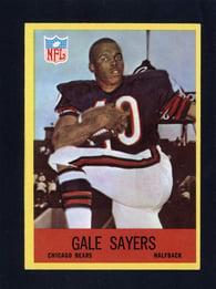 1967 Philadelphia #35 Gale Sayers Bears