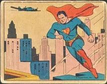1940 Gum Inc Superman #1 PSA 7
